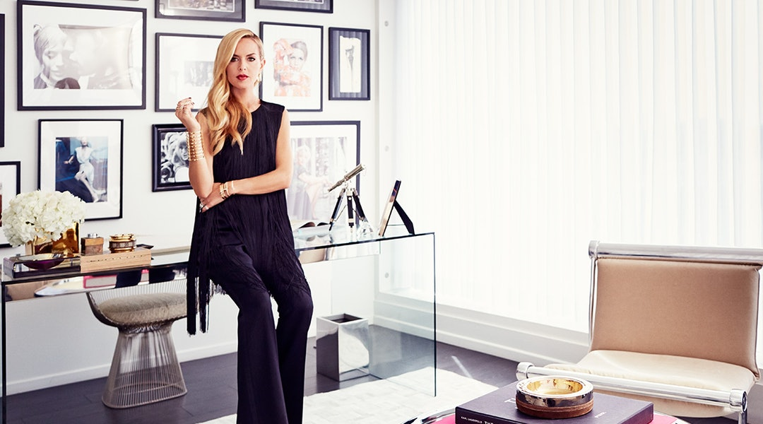 How 16 Year Old Rachel Zoe Turned Her Retail Job Into A Fashion Empire