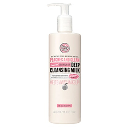 Peaches and Clean Deep Cleansing Milk