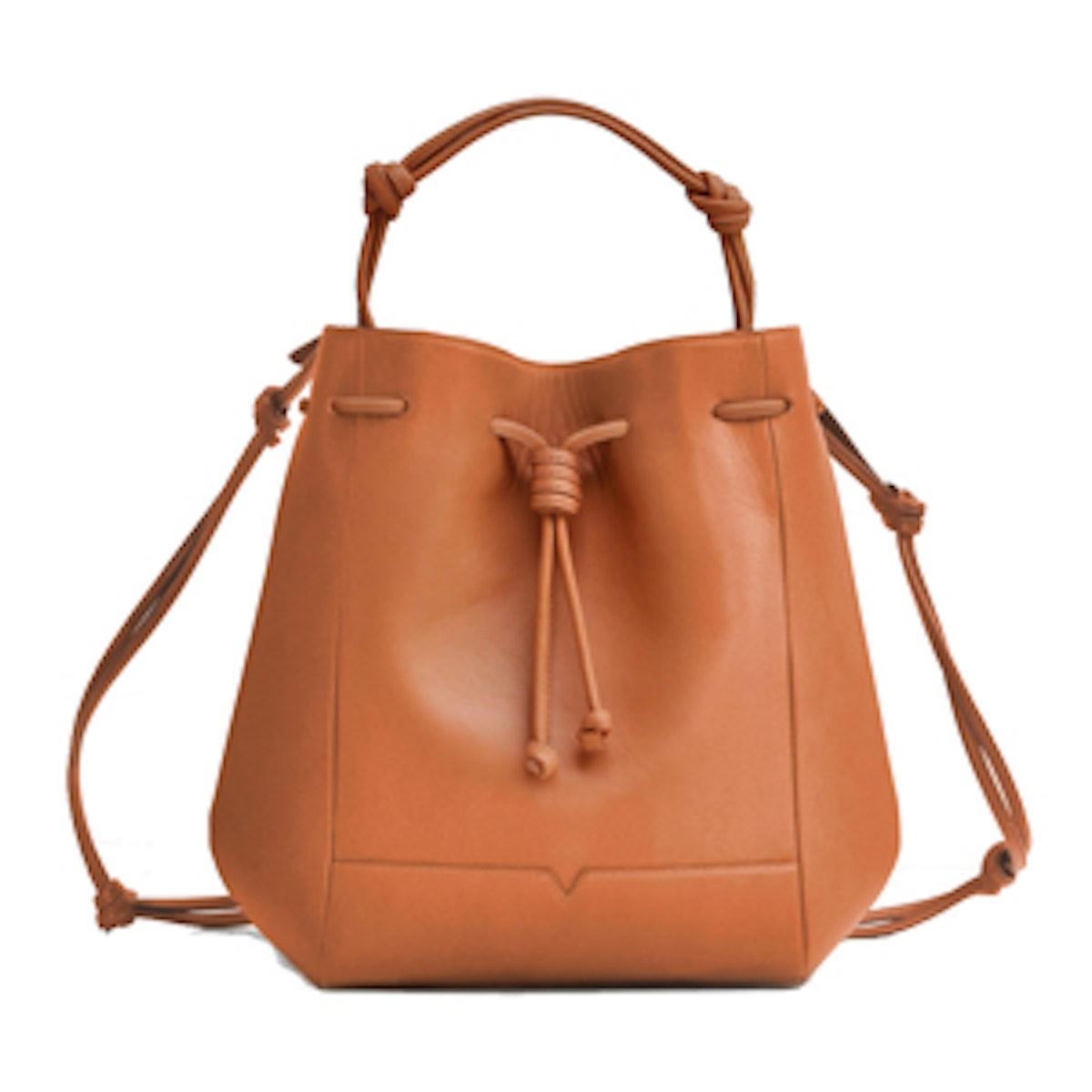 The Bucket Backpack