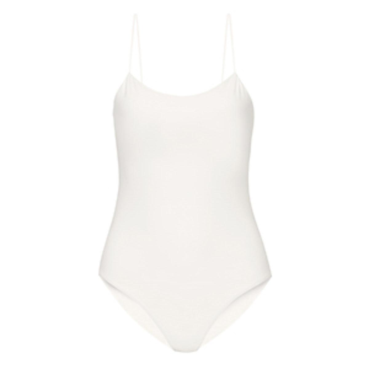 Kate Stretch-Jersey Bodysuit