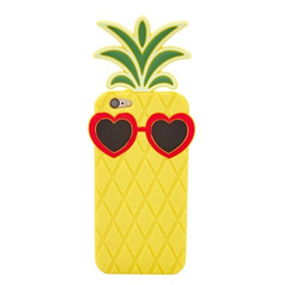 Large 3D Pineapple iPhone 6 Case
