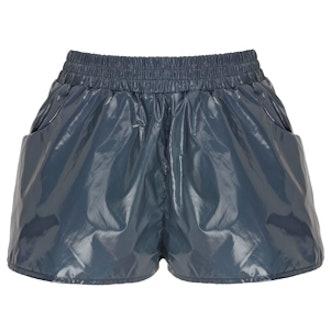 Short But Shiny Shorts
