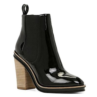 Desarea Patent Leather Boots