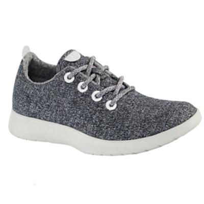 Wool Runners in Grey