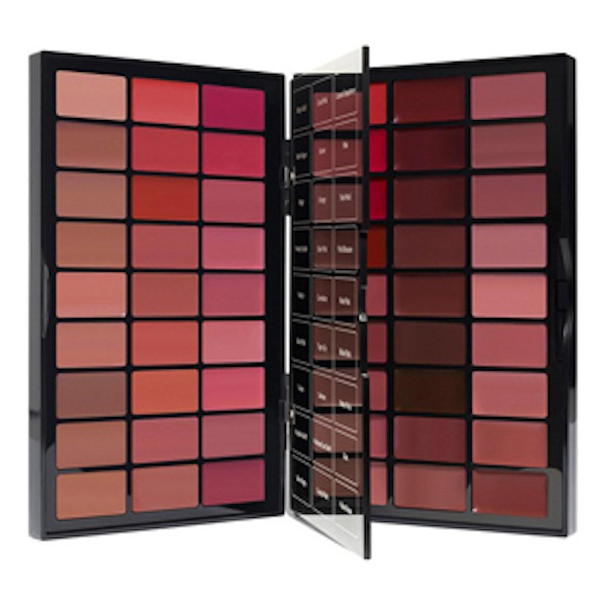 Artist Palette for Lips
