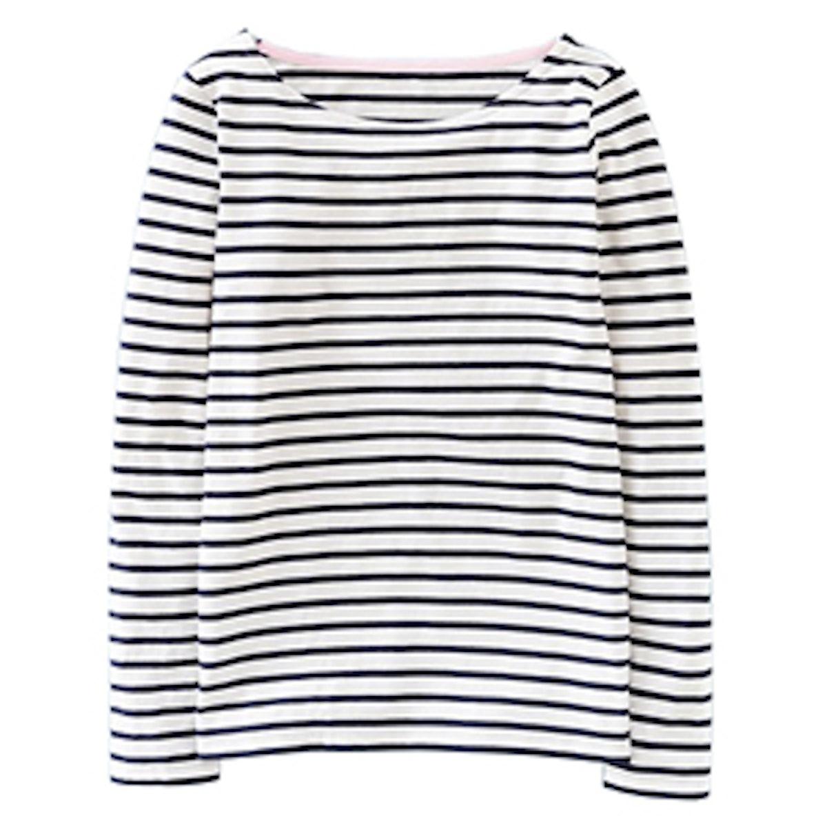 Breton Striped Top