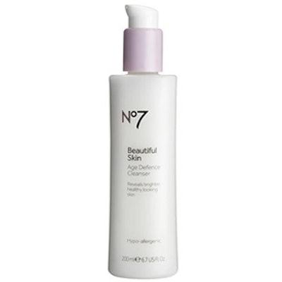 Beautiful Skin Age Defense Cleanser