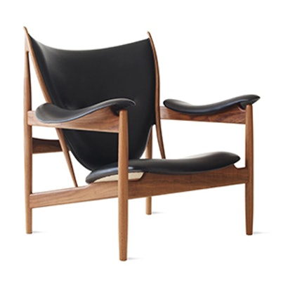 Chieftains Chair In Black