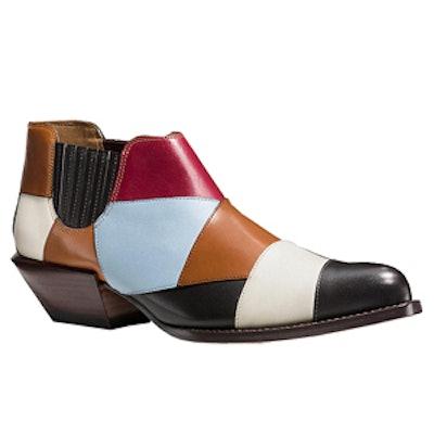 Patchwork Bandit Shoe