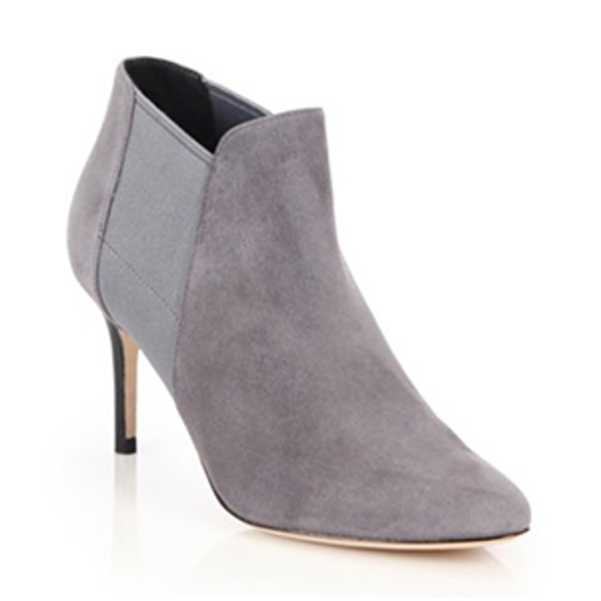 Smithson Suede Booties