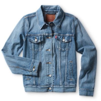 Boyfriend Trucker Jacket