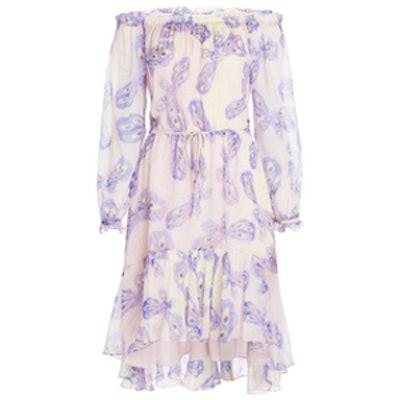 Camila Two Chiffon Dress