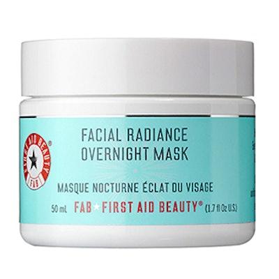 Facial Radiance Overnight Mask