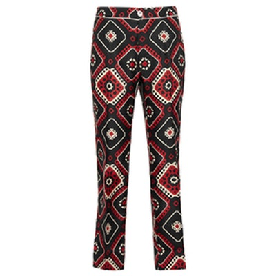 Printed Pajama Pant