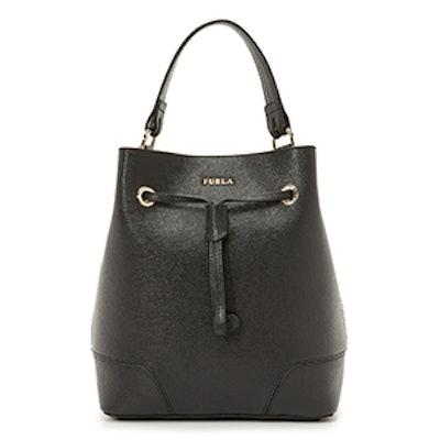 Stacy Drawstring Bucket Bag