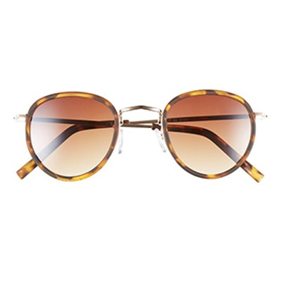 Prudent Retro Sunglasses