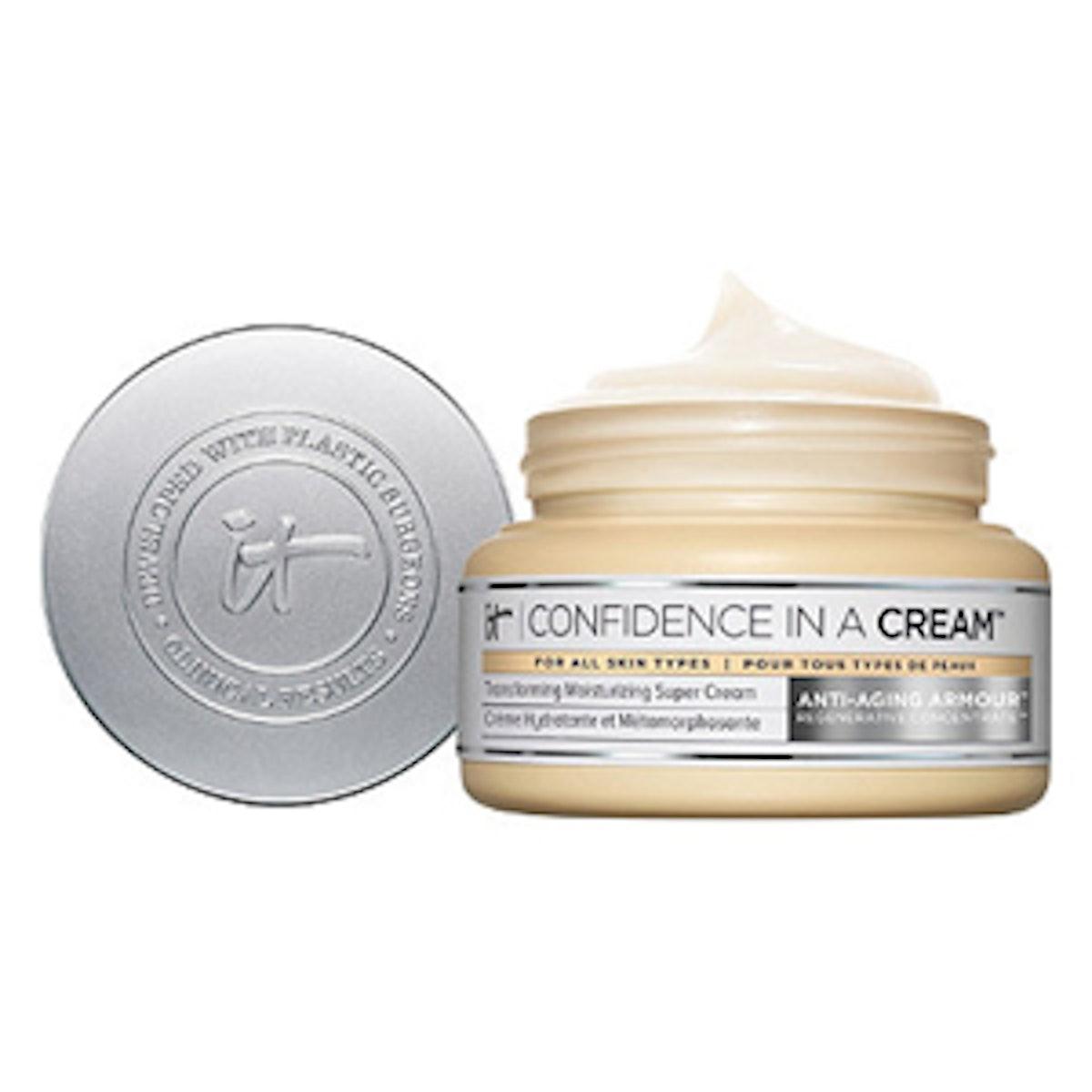 Confidence in a Cream Transforming Moisturizing Super Cream