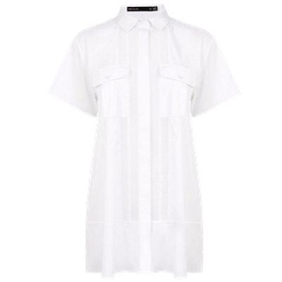 A-Line Cotton Shirt