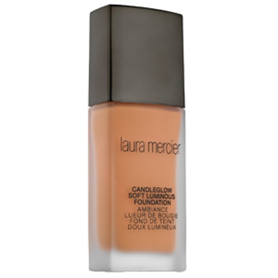 Candleglow Soft Luminous Foundation in Amber