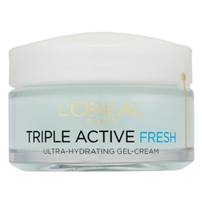 L'Oreal Paris Triple Activ Fresh Ultra Hydrating Gel Cream