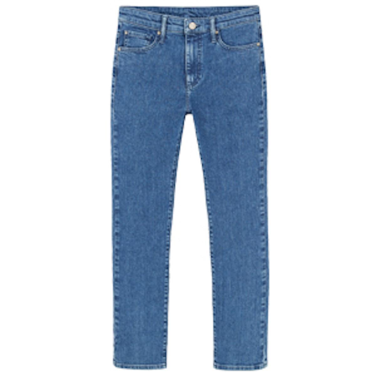 Alexa High Waist Jeans
