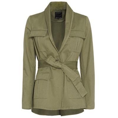 Iona Military Jacket
