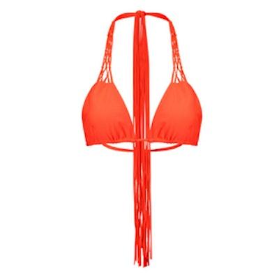 Macrame Coconuts Bikini Top