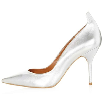 Giddy Curve Tab Court Shoes