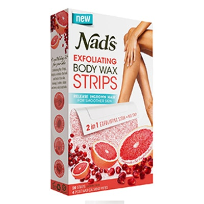 Nads Exfoliating Body Strips