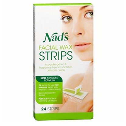 Facial Wax Strips