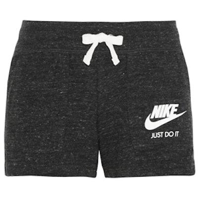 Vintage Cotton-Blend Jersey Shorts