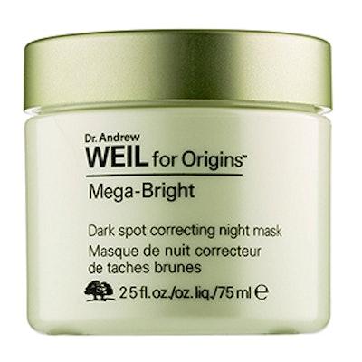 Mega-Bright Dark Spot Correcting Night Mask