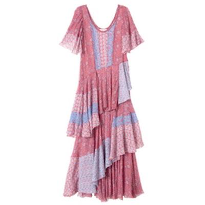 Amanda Print Dress