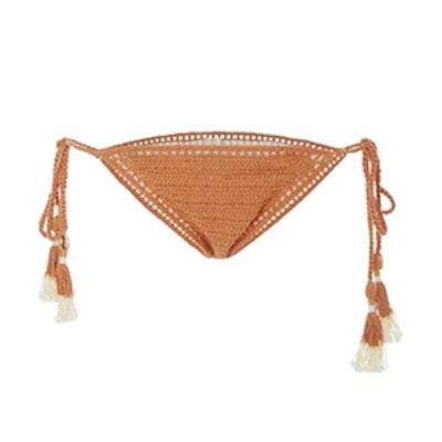 Savarna Crocheted Bikini Bottoms