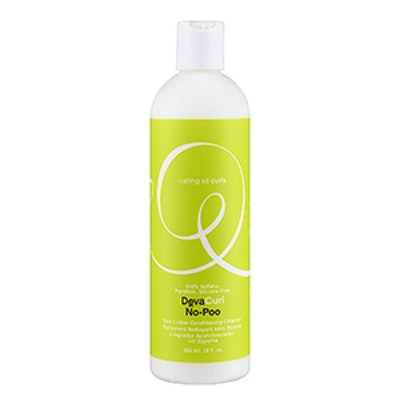 DevaCurl No-Poo Sulfate-Free Shampoo