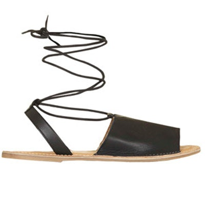 Holly Ankle-Tie Sandals