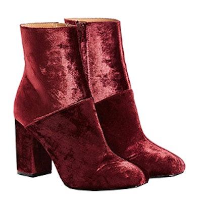 Liza Heeled Boot