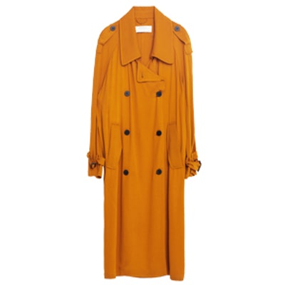 Horn Button Trench