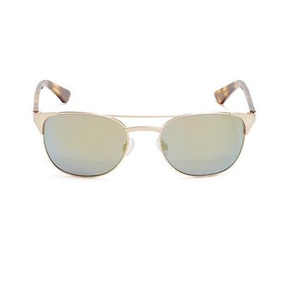 Jaclyn Round Sunglasses