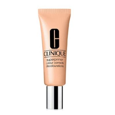 Clinique Superprimer Face Primer Colour Corrects Discolorations