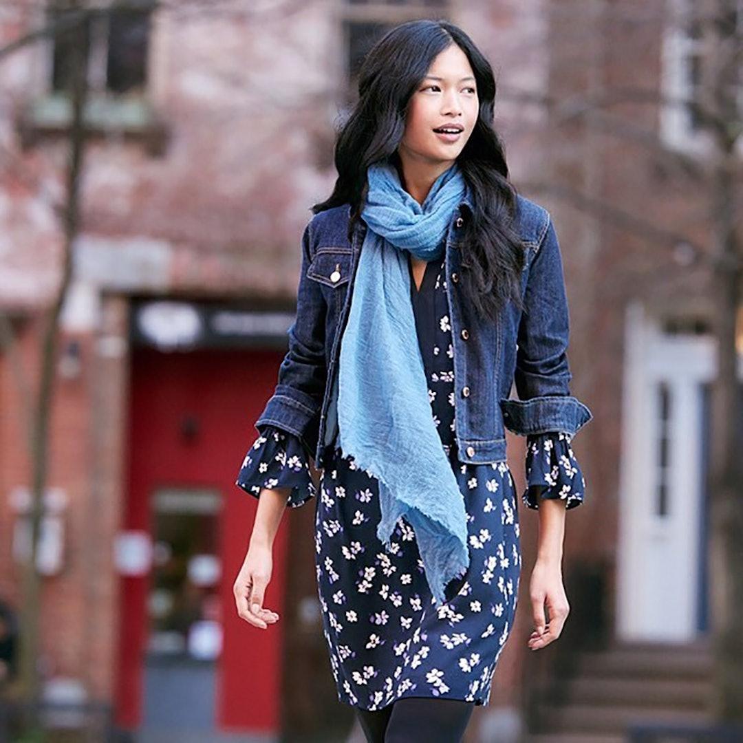 How To Style A Denim Jacket Like A Fashion Girl