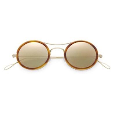 Ros Round Sunglasses