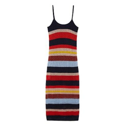 Crochet Cotton Dress