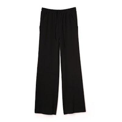Wide Leg Drawstring Pant