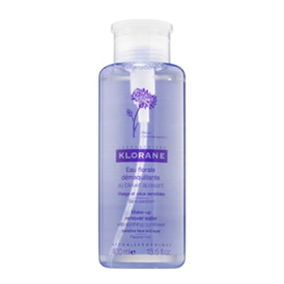 Make-Up Remover Water With Soothing Cornflower