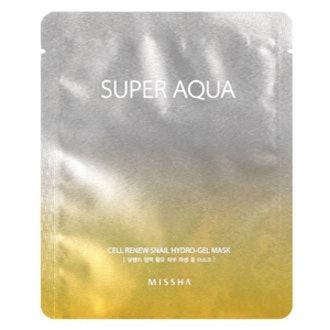 Super Aqua Cell Renew Snail Hydro-Gel Mask