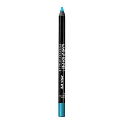 Aqua Eyes Waterproof Eyeliner In Turquoise