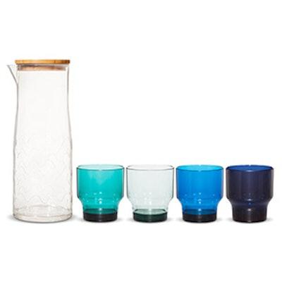 Carafe Drinkware Set