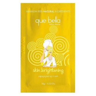 Skin Brightening Papaya Peel-Off Mask