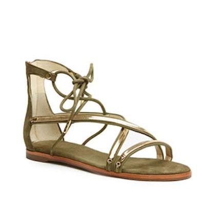Babette Lace Up Sandals